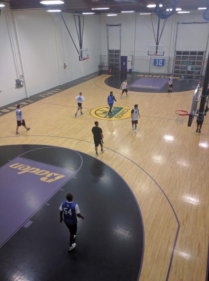 Gym Rental Puget Sound Basketball League